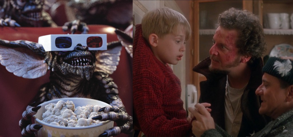 Total Movie Recall Steve Albertson Ryan Mixson podcast movie nostalgia film cinema Christmas Gremlins 1994 Zach Galligan Phoebe Cates Hoyt Axton Home Alone 1990 Starring Macaulay Culkin Joe Pesci Daniel Stern Catherine O'Hara steven spielberg