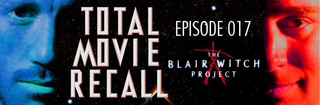Total Movie Recall Steve Albertson Ryan Mixson podcast movie nostalgia film cinema The Blair Witch Project (1999) Starring: Heather Donahue Joshua Leonard Michael C. Williams This week on Total Movie Recall, Steve & Ryan participate in the most horrific thing imaginable - spending a week alone in the woods with three insufferable film students. The guys talk about how susceptible to the scares they were (and decidedly still are), how embarrassingly gullible 13-year old Ryan was, how freaky runic symbols are, and Steve's hatred of camping.